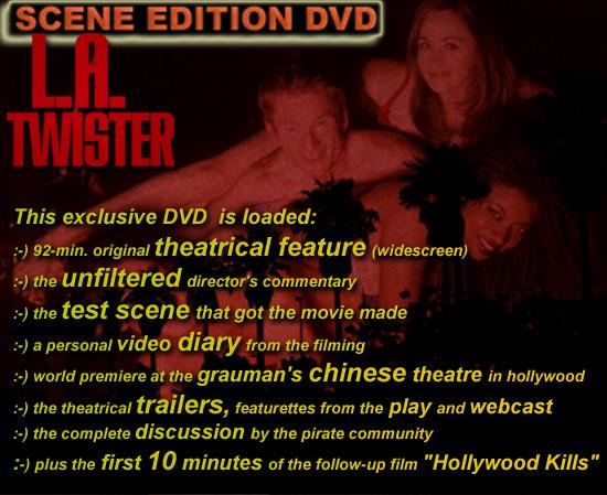 DVD info